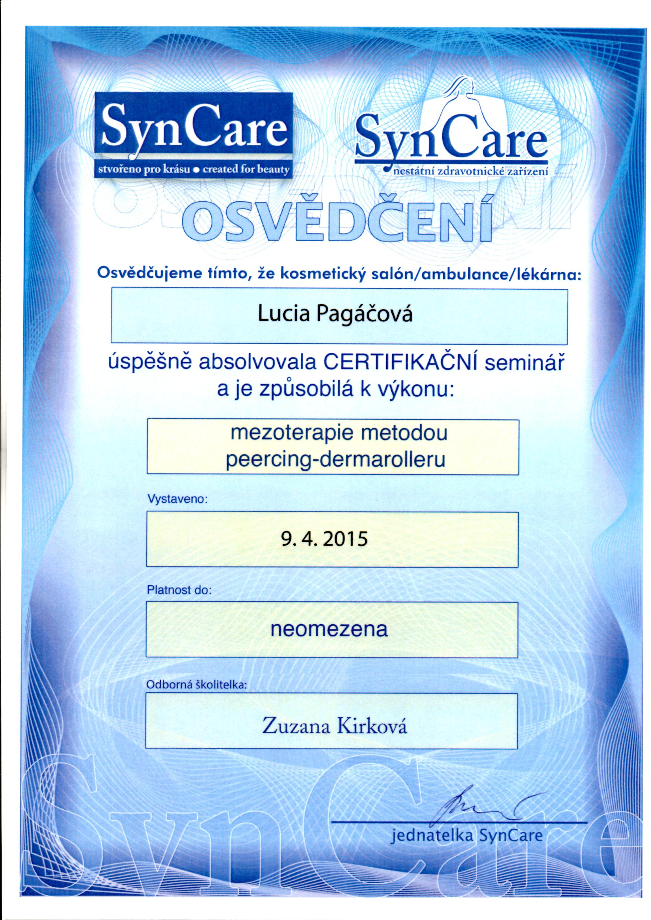 mezoterapia-certifikat-bratislava
